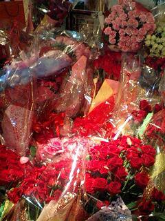 3400本の薔薇