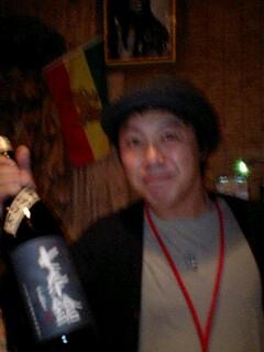 スマイル日本酒イベント